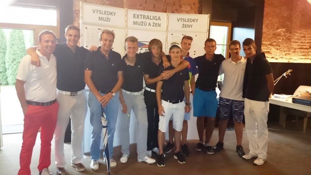 Extraligový tým Hostivaře