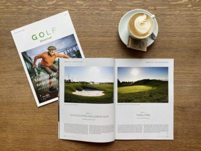 Magazín Golf Hostivař