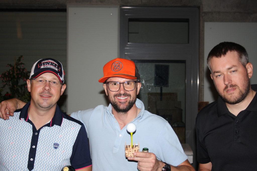 druhý Tomáš Cedzo, první Láďa Ornst a třetí Adam Mixa