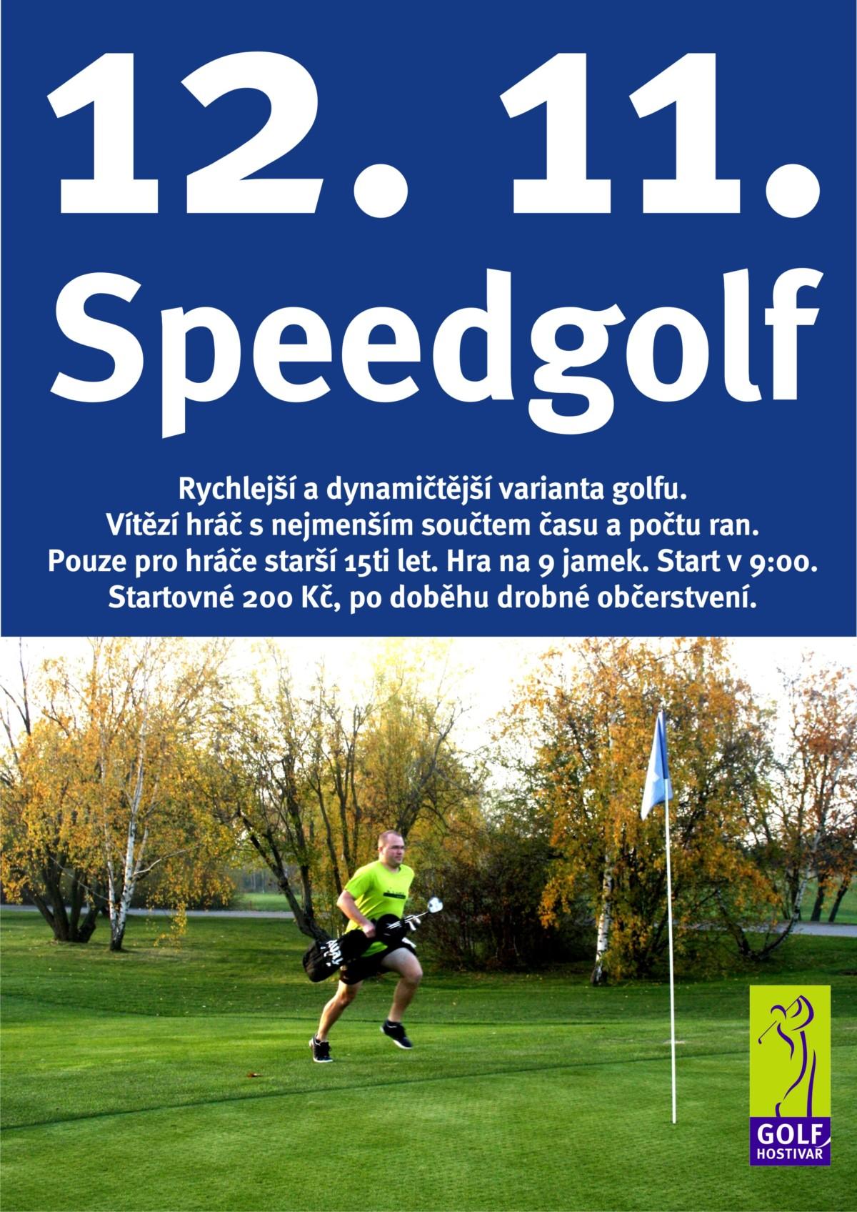 speedgolf