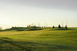 Golf Hostivař - nová jamka č. 12