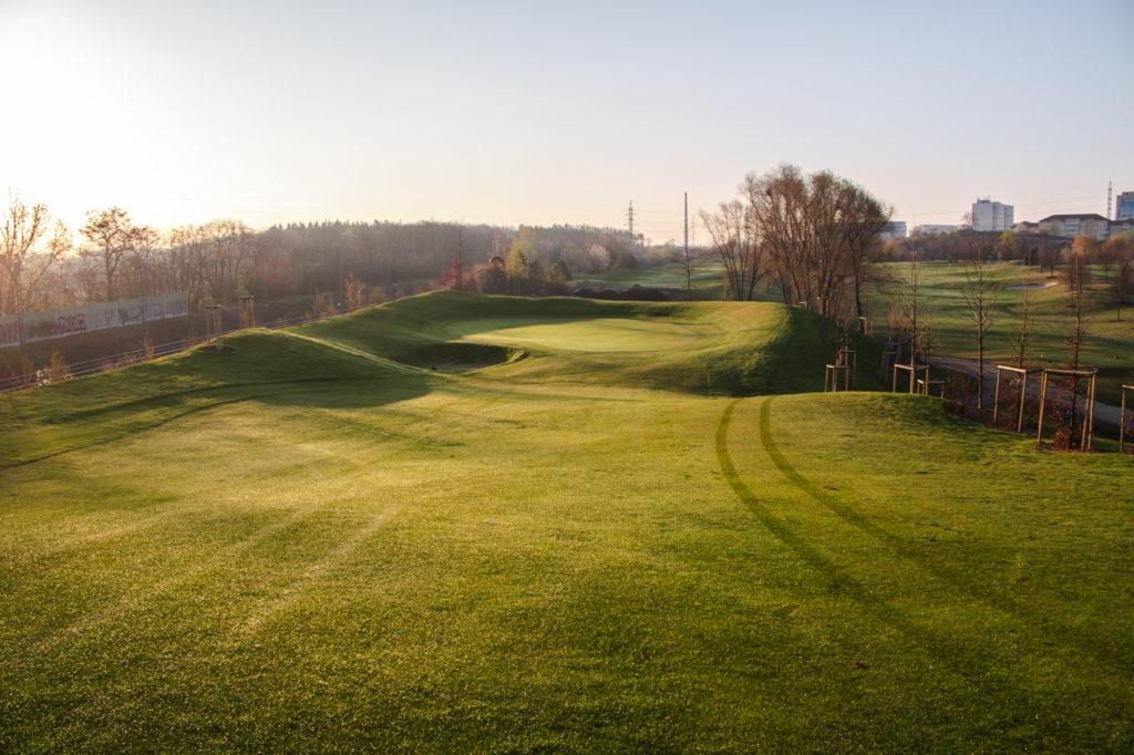 Nova devitka - Golf Hostivar